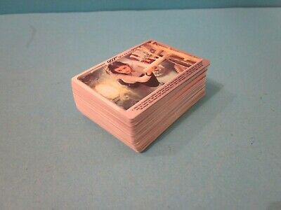 James Bond 007 Spy Files Collectable Card Game. 102 Cards. No Duplicates