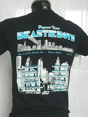 Awesome Original Vintage 2004 The Beastie Boys Pageant Tour T Shirt Rap Hip Hop