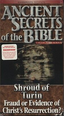 Ancient Secrets of the Bible: Shroud of Turin Fraud or Evidence of Christs Res
