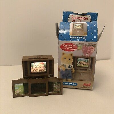 sylvanian families Television Living Room Furniture