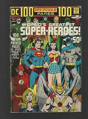 Dc 100 Page Super Spectacular (DC) (1971) # 6