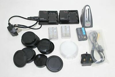 Camera Photography Mixed Accessory Bundle Batteries Filters Chargers Straps Set