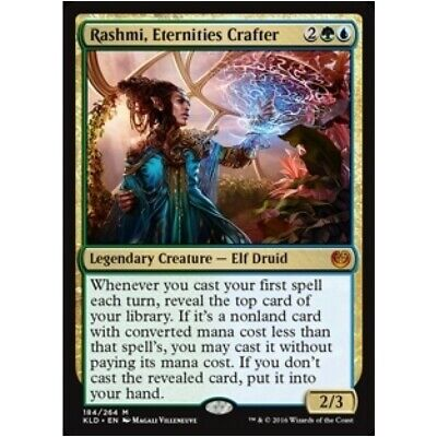 4 x SERVANT OF THE CONDUIT NM mtg Kaladesh Green Elf Druid Unc