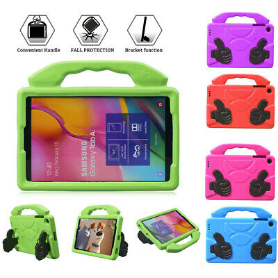 Kid Stand Full Body Shockproof Case For Samsung Galaxy Tab A 10.1 T510 T515 2019