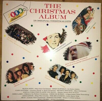 Now That's What I Call Music - The Christmas Album - Various - Vinyl LP 1985