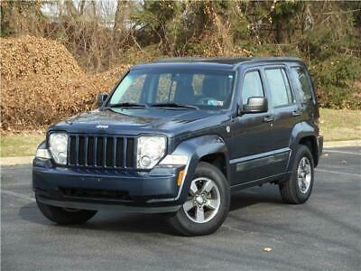 2008 Jeep Liberty SPORT 4X4 SUV LOW 75K MILES ONE OWNER CLEAN!!! 2008 JEEP LIBERTY SPORT 4X4 SUV LOW 75K MILES ONE OWNER CLEAN MUST SELL!