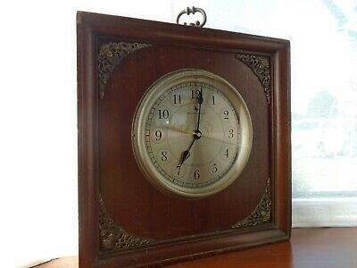 Vintage Milford Guild wall clock