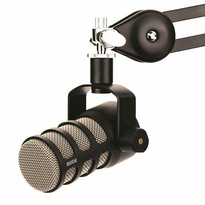 Rode PodMic Dynamic Podcasting Microphone - USED