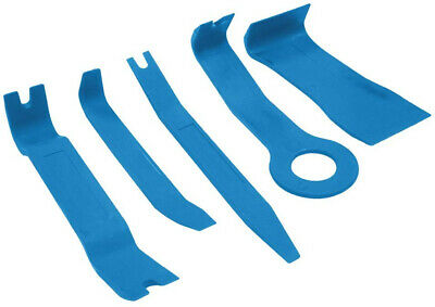 Blue Spot 07922 5PCE Trim Removal Kit, Set of 5 Pieces