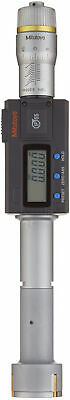 Mitutoyo 468-166 Series 468 Digimatic Holtests Three-Point Internal Micrometre,