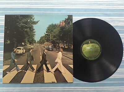 The Beatles. Abbey Road. . French Pressing. Ex All.