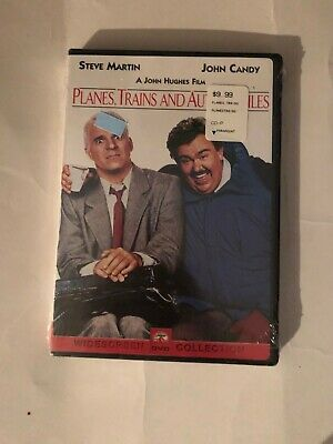 Planes, Trains and Automobiles (DVD, 2000) - FAST SHIPPING