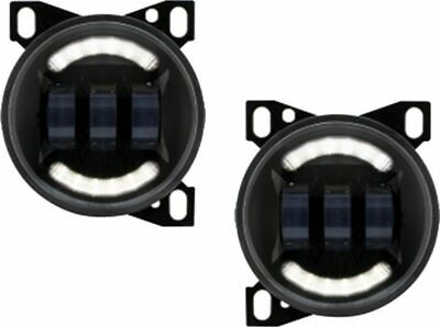 Kenworth T660 Fog Light PAIR CREE LED BLACKOUT OEM Lights UPI 36606 LH RH