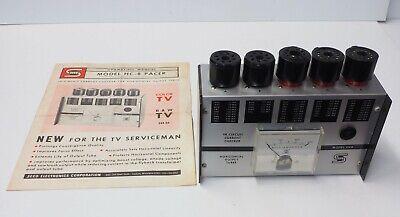 SECO HC-8 In Circuit Tube Current Checker Near Mint