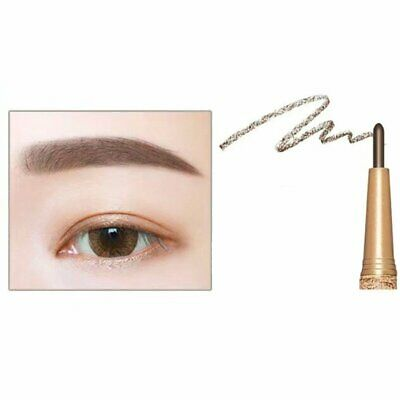Novo make-up automatic rotating eyebrow pencil to send 3 replacement core z