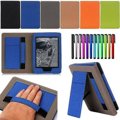 "For Amazon Kindle Paperwhite 1 2 3 4 10th Gen 6"" Smart Leather Stand Case Cover"