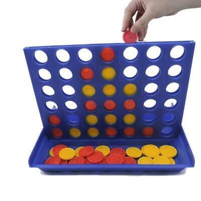 Connect 4 Game Classic Master Foldable Kids Children Line Up Row Board Toys Gift