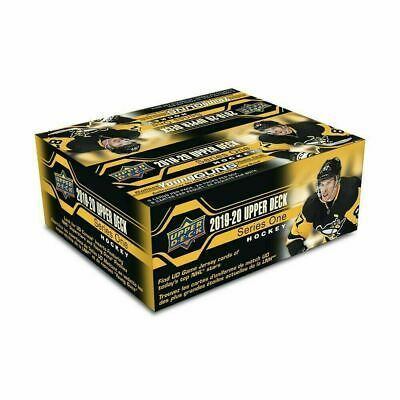 2019/20 Upper Deck Series 1 Hockey 24 Pack Retail Box SEALED in stock