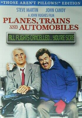 John Hughes' PLANES TRAINS and AUTOMOBILES (1987) Those Aren't Pillows Edition