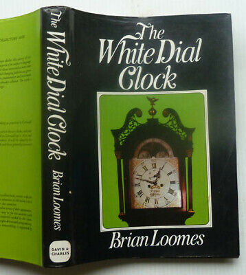 The White Dial Clock By Brian Loomes, 1974