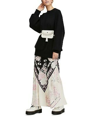 Free People Bali After Hours Maxi Skirt Size Small Floral Boho Brand new w/tags