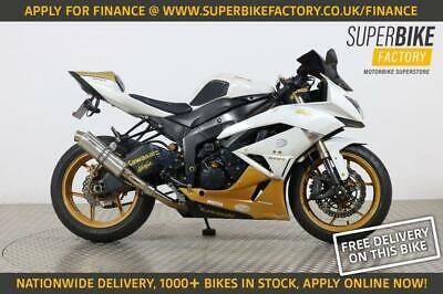 2011 11 Kawasaki Zx-6R - Nationwide Delivery, Used Motorbike.