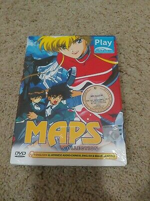 Maps anime Dvd English Sub and dub