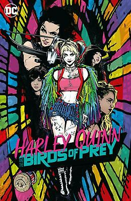 Harley Quinn and the Birds of Prey Free Shipping!
