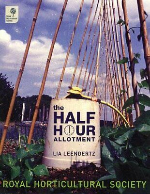 (Very Good)-The Half-hour Allotment (Royal Horticultural Society) (Hardcover)-Le