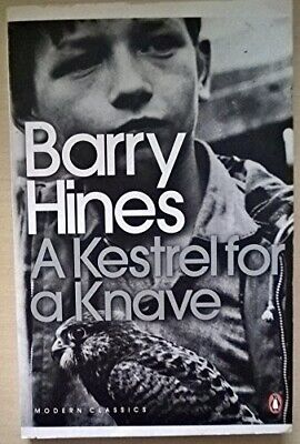 A Kestrel for a Knave, Hines, Barry, Good Condition Book, ISBN 9781856132671