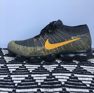 Nike Air Vapormax Flyknit Gold Black (Limited Edition)