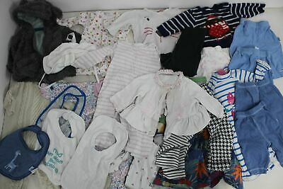 Girls Baby Clothing Child 3-6M Tops Accessories Jumpers Jumpsuits 20x JOB LOT