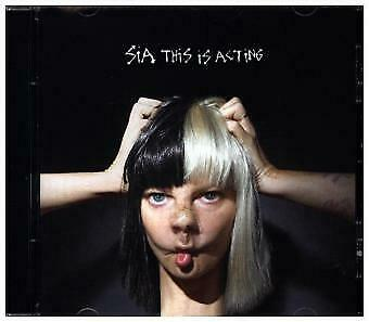 Sia - This Is Acting CD Rca Int. NEW