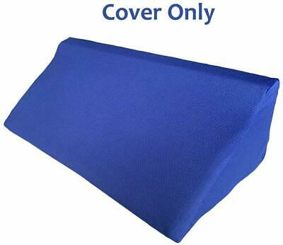 Wedge Pillowcase Bed Wedge Pillow Cover with Zippers Only Suitable for R-Type We