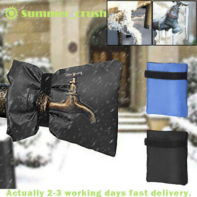 Frost Tap Protector Outdoor Faucet Cover Insulated Thermal Anti-frozen Winter UK