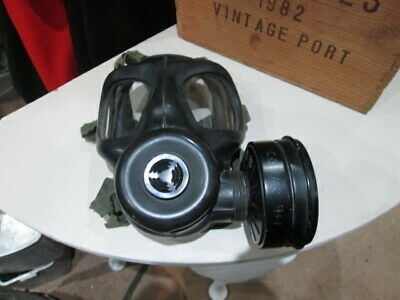 S6 British Gas Mask Small