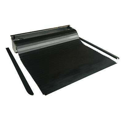 Electric Roll and Lock Style Tonneau Cover for Ford Ranger Wildtrak 2015 Onwards