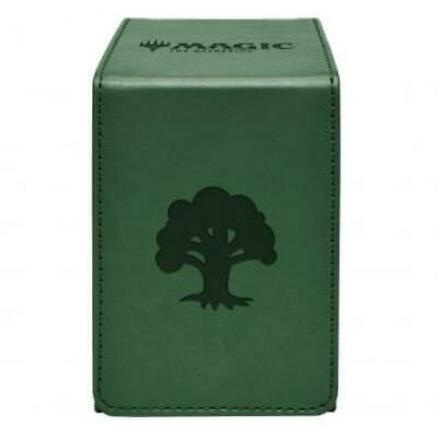 Ultra Pro MtG Deck Box Alcove Flip Box - Forest MINT