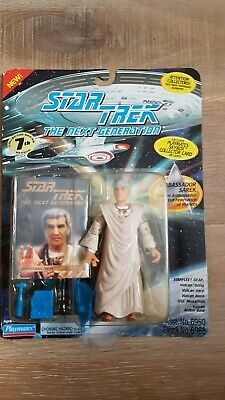 Action Figure Star Trek TNG The Next Generation Keiko O/'Brien approx 4.5 inch3