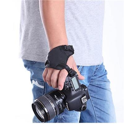 1 PC Camera Hand Grip Wrist Strap For Digital SLR Nikon Canon Sony DSLR SJ