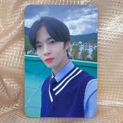 Jinyoung Official Photocard CIX 2nd EP Album Hello Stranger Chapter 2 A