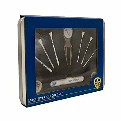 Leeds United FC Executive Golf Set Regalo