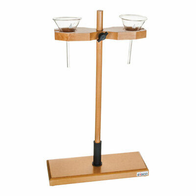 Eisco Double Funnel Stand