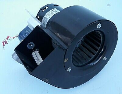 McLean Engineering 1NB412R11 Blower Fan With SPDT Air Flow Switch 2700 RPM