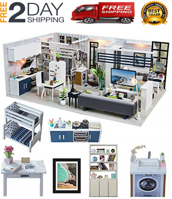 LOL SURPRISE DOLL HOUSE Miniature-Furniture - SURPRISES!! Christmas Gifts USA