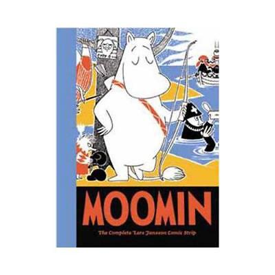 Moomin Book 7 by Lars Jansson