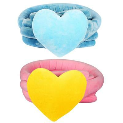 Portable Travel Comfortable Pillow Soft Nap Neck Support Sitting Sleep Office