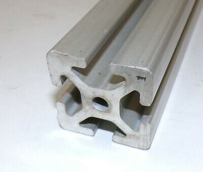 "80/20 Smooth T-Slotted Aluminum Extrusion Pipe,40-4040, 40Mm X 40Mm, 18"" Length"
