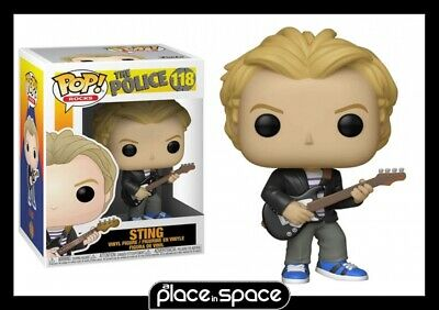 The Police - Sting Funko Pop! Vinyl Figure #118