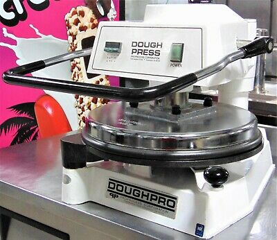 Pizza Dough Press- DoughPro DP1100